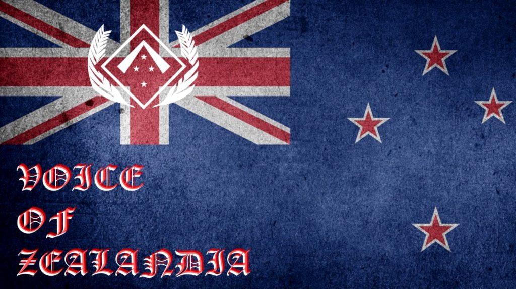 Voice Of Zealandia Episode 2