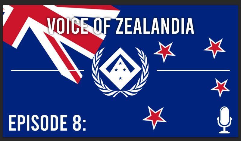 Voice of Zealandia Episode 8 – Featuring Francesco Dotro of La Rete
