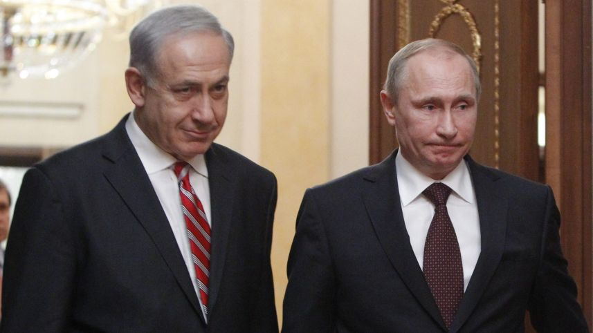 Putin – Russian Nationalist or Zionist?