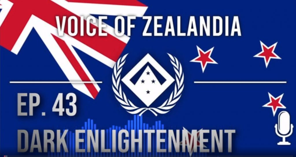 Voice of Zealandia Episode 43 – Kerry Bolton & Dark Enlightenment
