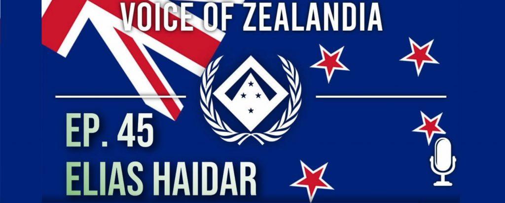 Conversation with Elias Haidar of Global Resistance News | Voice of Zealandia Ep 45