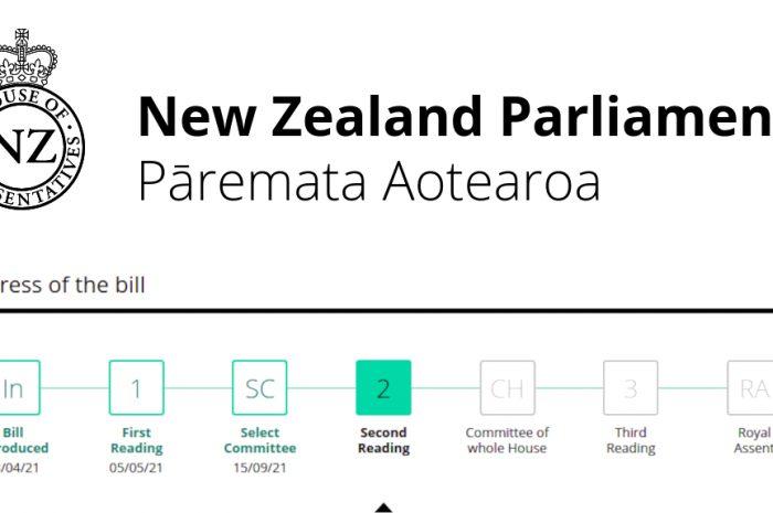 New Zealand Hate Speech Bill